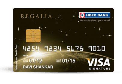 21 best credit cards in india 2018 review comparison hdfc regalia credit card reheart Images