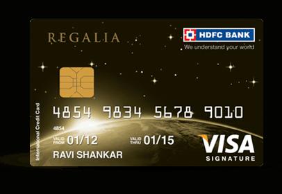 HDFC Regalia Credit Card Review