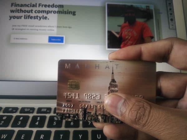 standard chartered manhattan credit card 2018