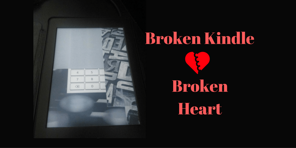 The Rare Case Of Replacing An Out Of Warranty & Broken Kindle (For Free)