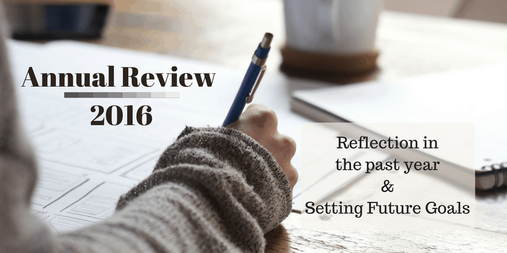 Annual Review 2016 (Money, Travel, Inner Journey)
