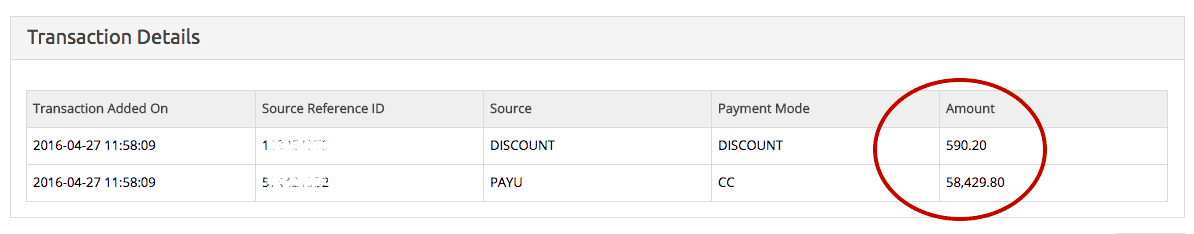 saving with payumoney