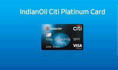citi credit card indian oil