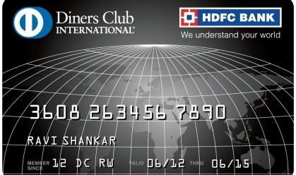 HDFC Bank Diners Club Credit Card Review