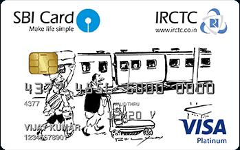 SBI irctc platinum credit card review