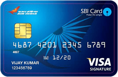 SBI Air India Signature Card