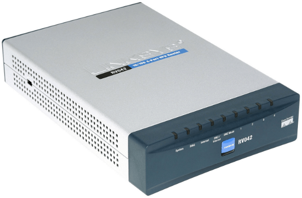 Linksys RV042 Router