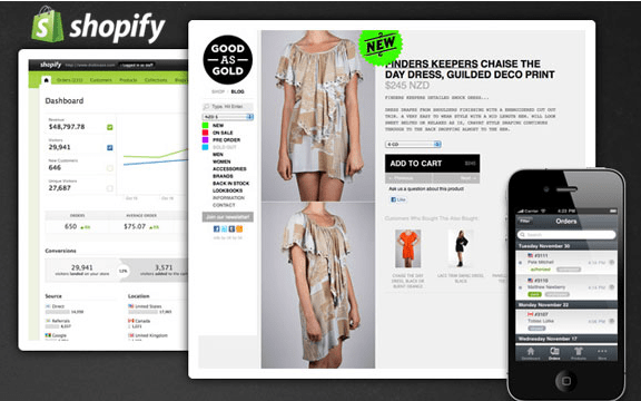 Start your online store on Shopify and make money