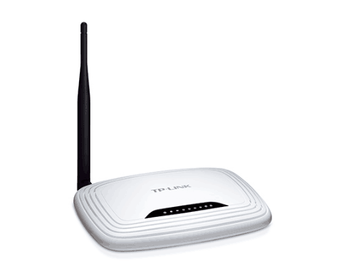 TP Link TL WR740N 150Mbps Wireless N Router