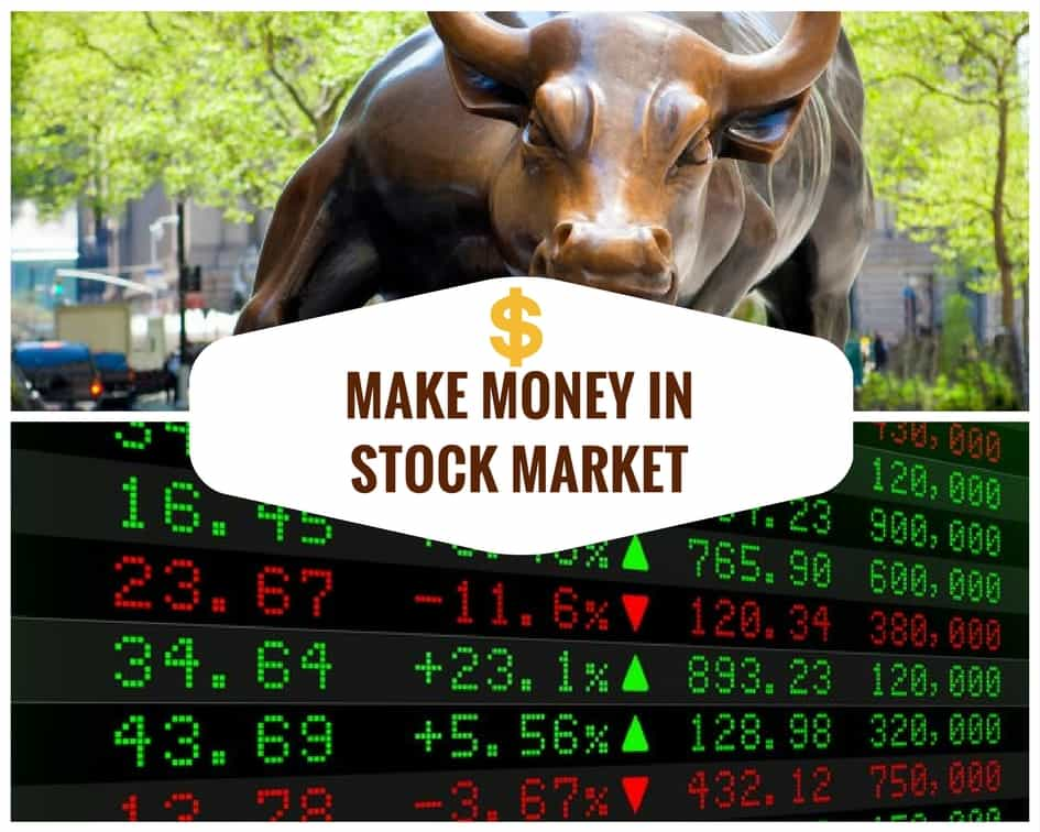 Ways to Make Money in Stock market