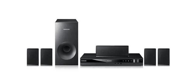 Samsung HT E350K 5.1 Home Theater
