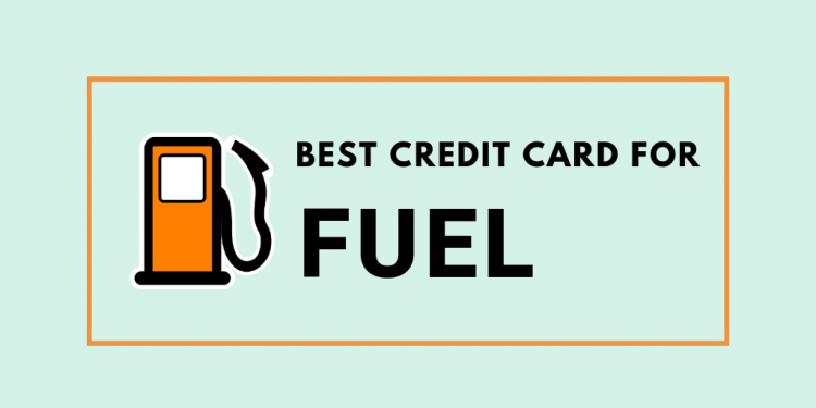 BEST Credit card for fuel in India