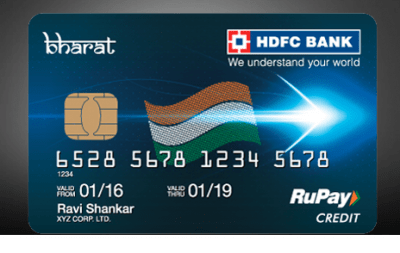 HDFC Bharat CC