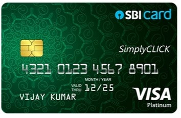 SBI Simply Click
