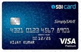SBI Simply Save