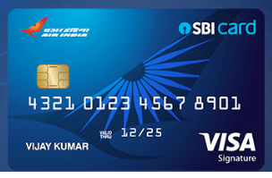 Air India Signature Credit Card