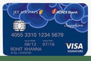ICICI Sapphiro Credit Card