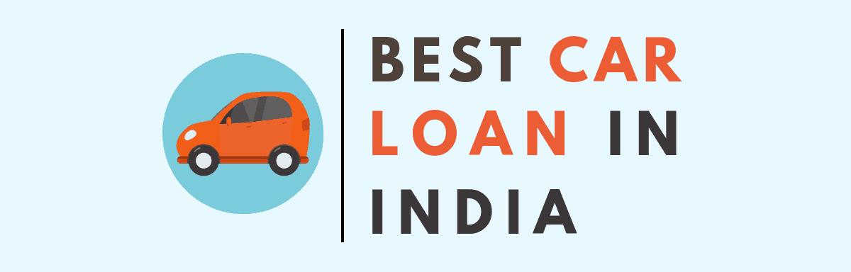 Best Car Loan India