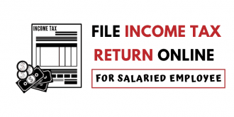 File Income Tax Return Online