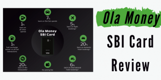 Ola money SBI Card Review