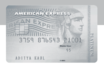 Amex Platinum Travel Credit Card