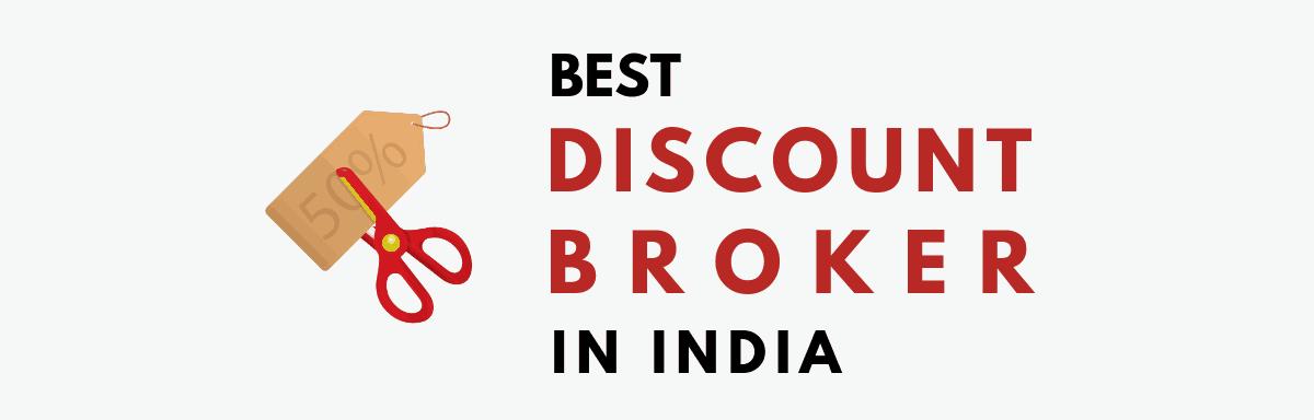 Best Discount Broker India
