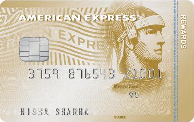 American Express Membership Rewards Credit Card