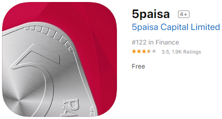 5 Paisa Mobile Trading App