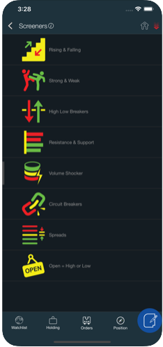 Fyers Market App