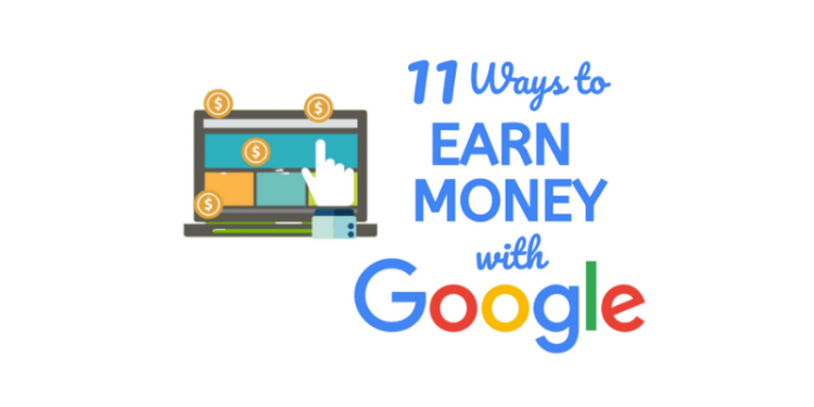 How to earn money with google (1)