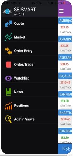SBISMART Trading APP
