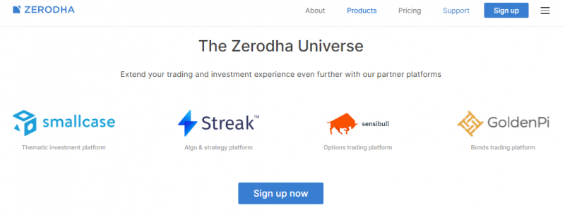 Zerodha Demat and Trading Account