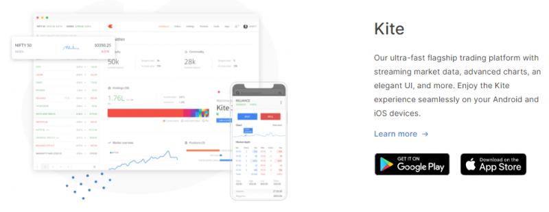 Zerodha Kite 3.0 trading platform