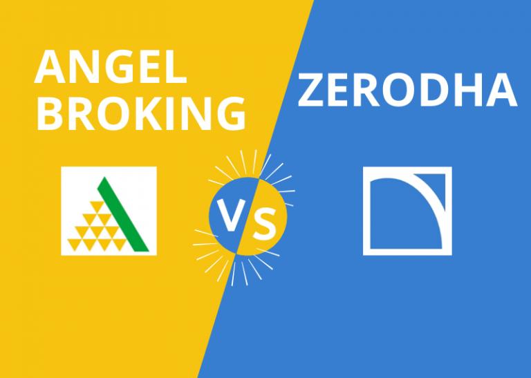 angel broking vs zerodha