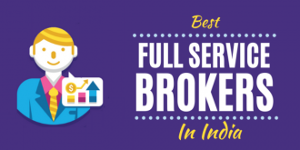 best full service brokers in india
