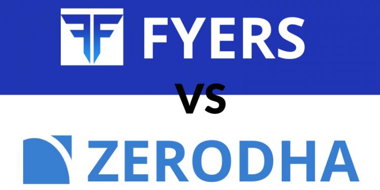 fyers vs zerodha