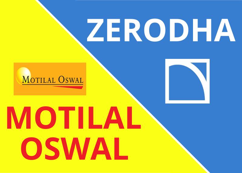 motilal oswal vs zerodha