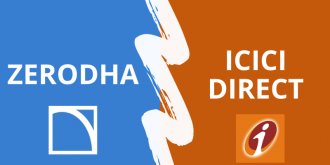 zerodha vs icicidirect