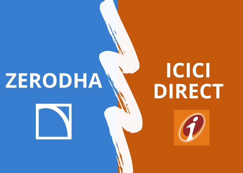 zerodha vs icicidirect