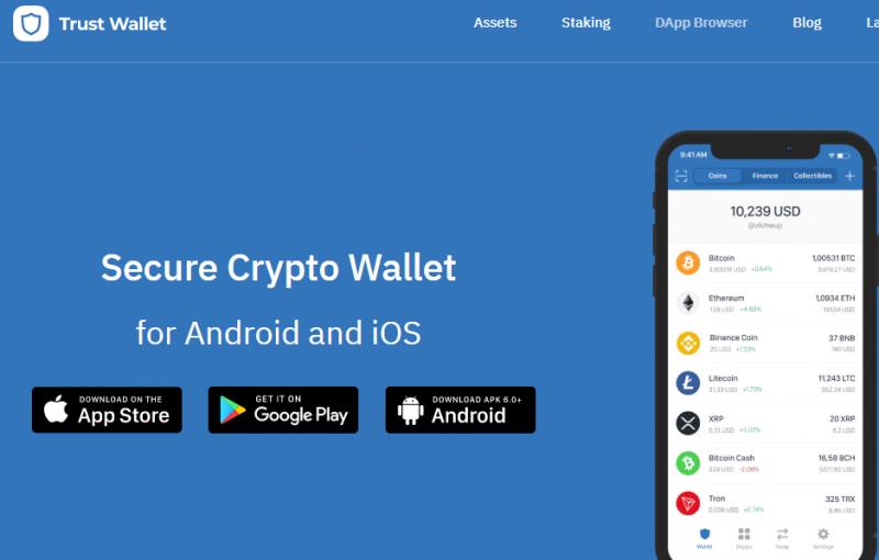 Trust Bitcoin Wallet