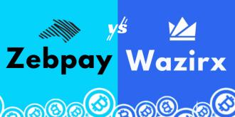 Zebpay vs Wazirx