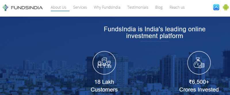 FundsIndia Investment Platform
