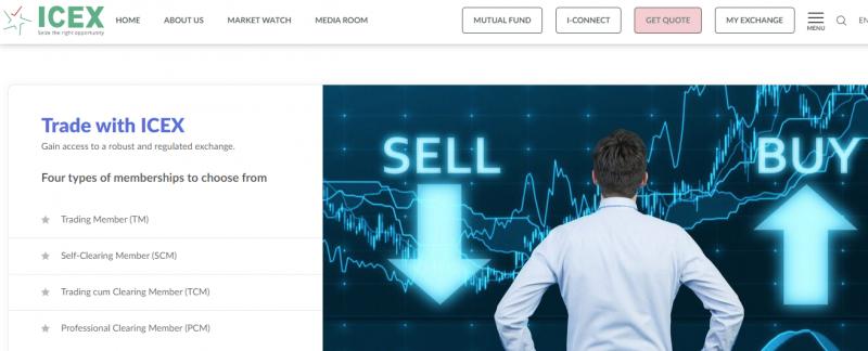 Indian Commodity Exchange (ICEX)