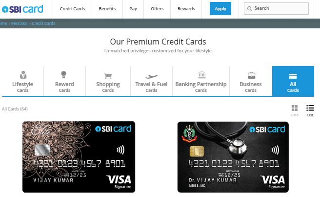 SBI Credit Card Annual Fee Waiver
