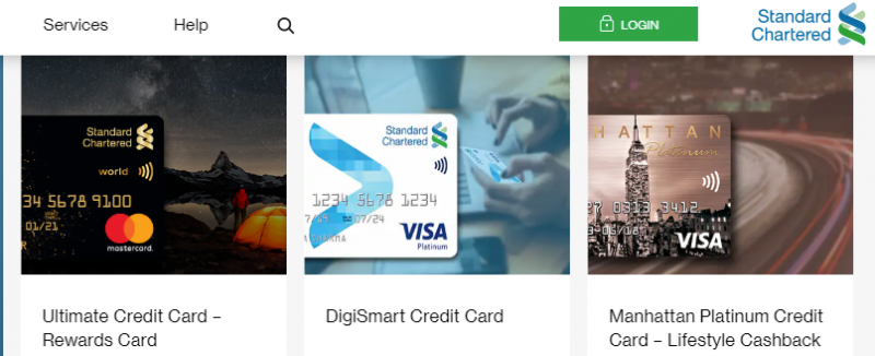 Standard Chartered Credit Card Annual Fee Waiver