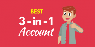 best 3-in-1 account