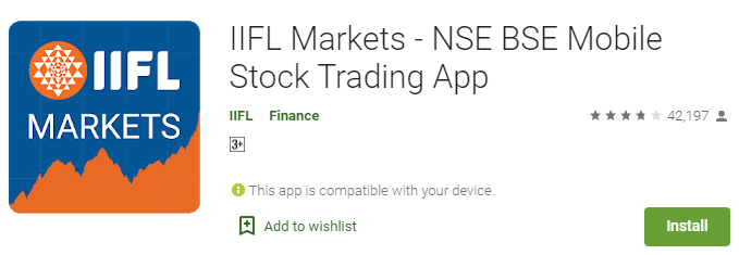 IIFL Markets App
