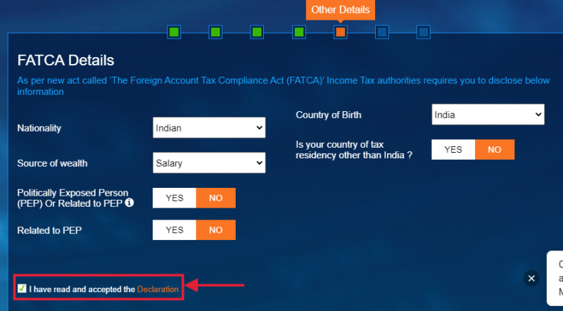 Provide information related to FATCA
