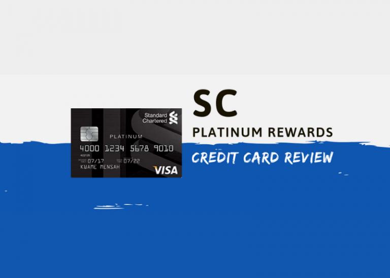 SC Platinum Rewards credit card