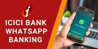 ICICI Bank WhatsApp banking